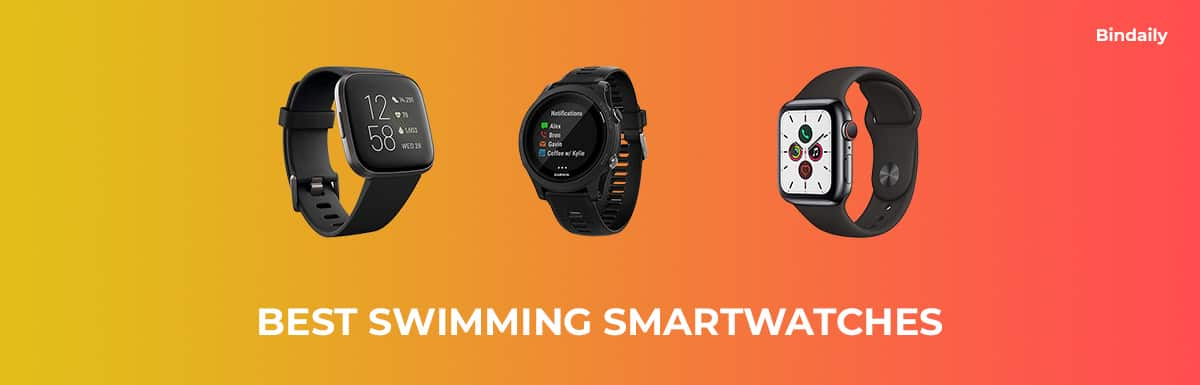 Best Swimming Smartwatches