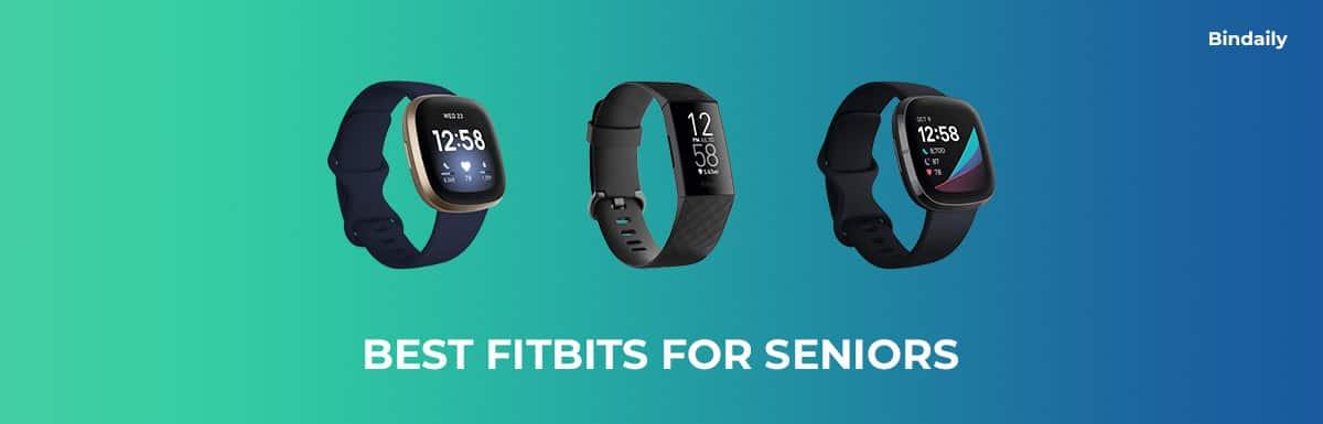 Best Fitbit for Seniors