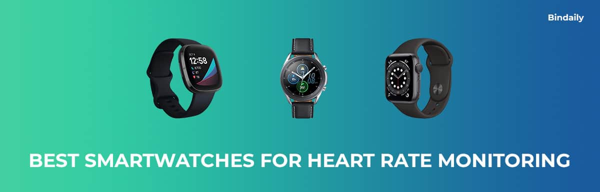 Best Smartwatches for Heart Rate Monitoring
