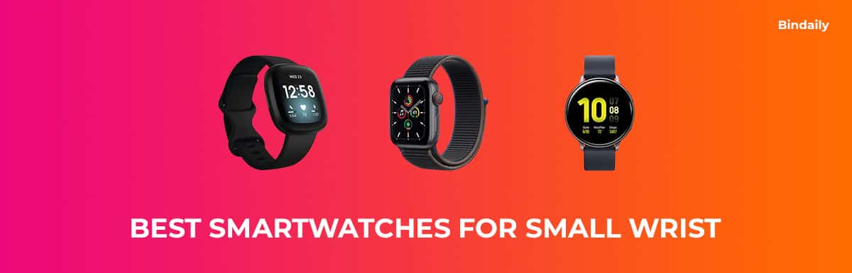 Best Smartwatch for Small Wrist