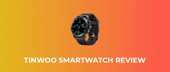 Tinwoo Smartwatch Review